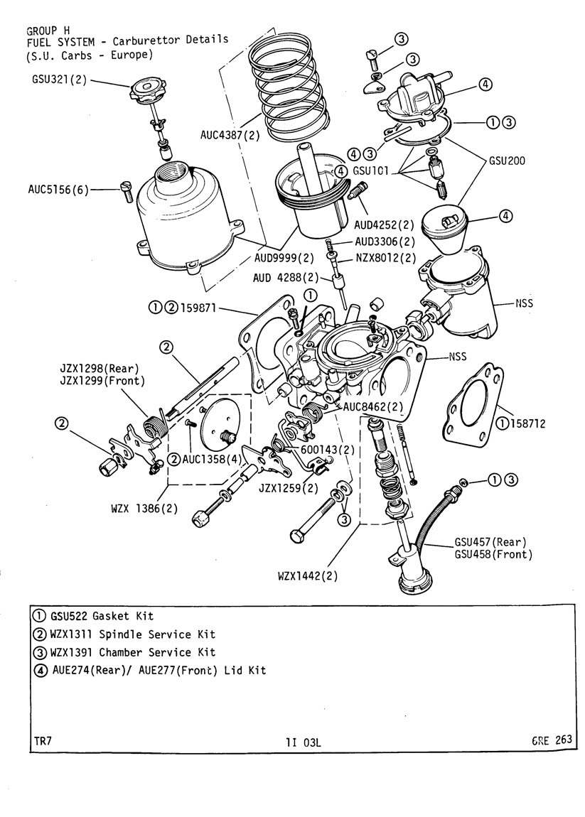 keihin carb rebuild instructions