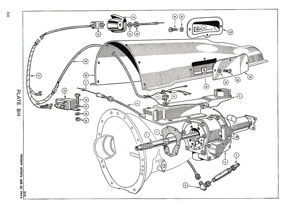 Chevy Hei Distributor Cap Wiring Diagram