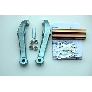 Kit RTR3314K. Contents including fitting instructions