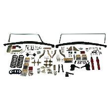 SUSPENSION KIT ROAD/RALLY POLY TR2-3B