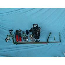 SUSPENSION KIT TR4A IRS