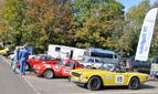Final Round Castle Coombe - RevingtonTR/TR Register Sprint & Hill Climb Championship
