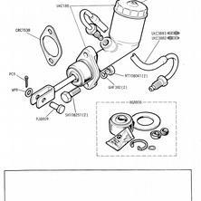 CLUTCH - Clutch Master Cylinder