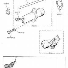 CLUTCH - Clutch Slave Cylinder