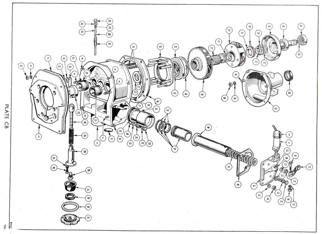 Cb on Home Electrical Schematics