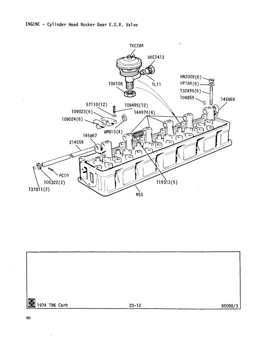 revington tr - tr6cf plate 20-12