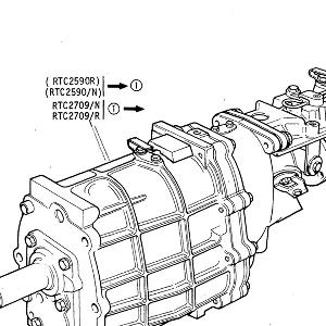 5 SPEED GEARBOX - Gearbox Unit