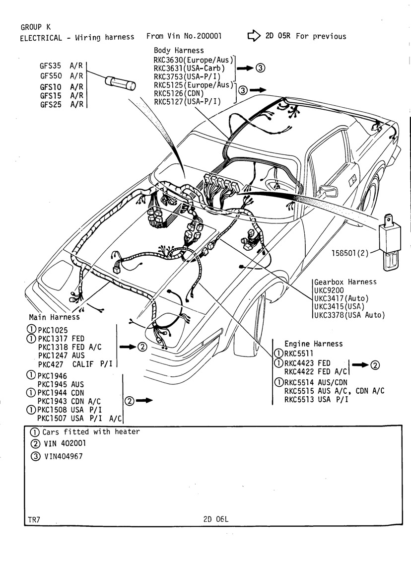 Swell Triumph Tr7 Wiring Diagram Wiring Library Wiring 101 Tzicihahutechinfo