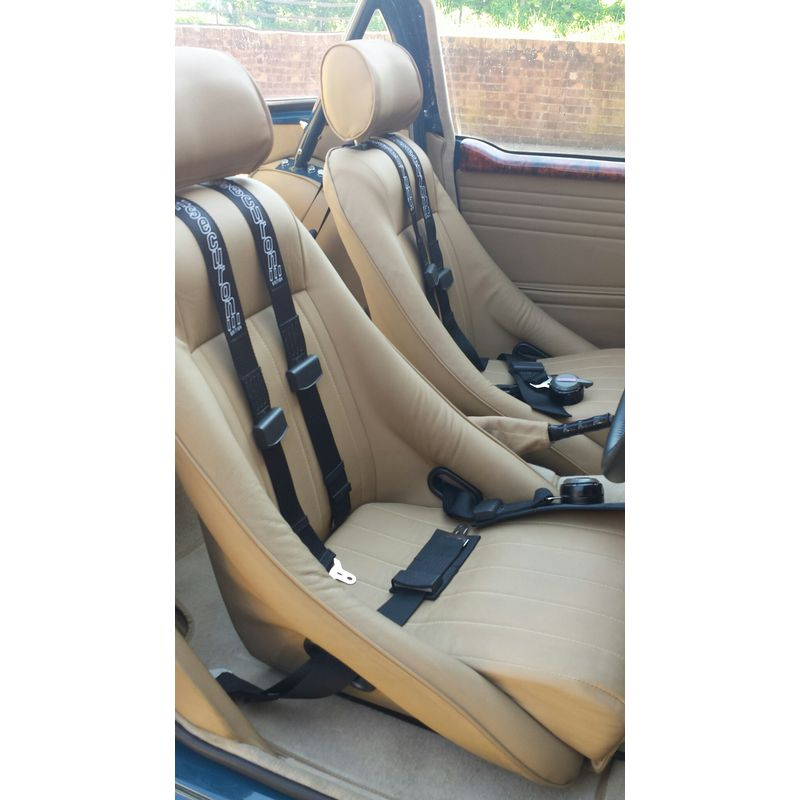 Shown fitted in a TR5 with RevingtonTR seats RTR6125L