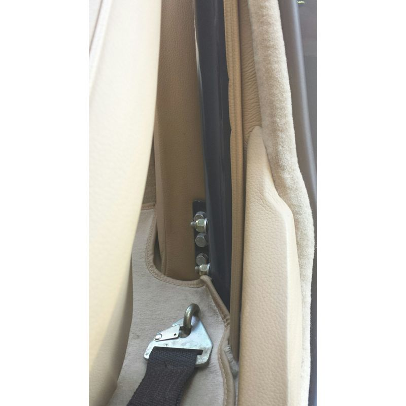 Shown fitted in a TR5