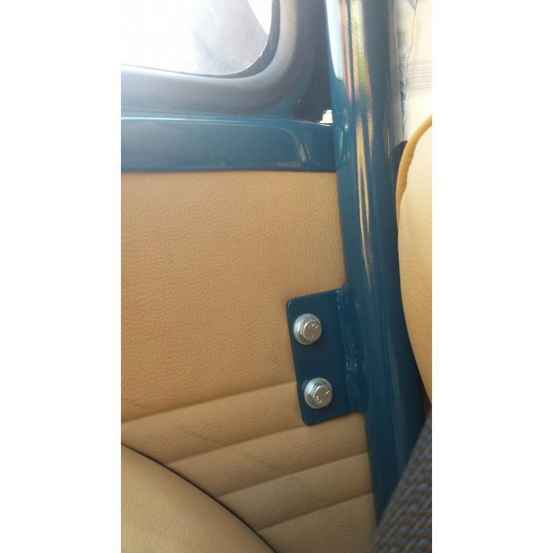 Shown fitted in a TR5.