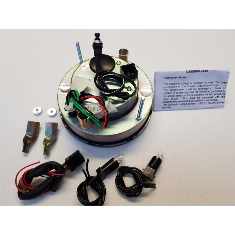 Revington TR - SPEEDO TR250,5,6CC,CP ELECTRONIC MPH