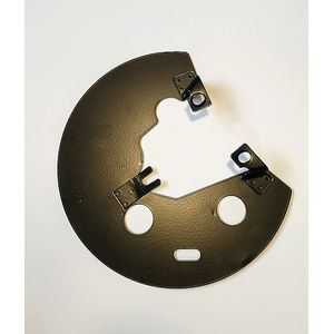 COVER DUST RH CALIPER TR3-4 SH POWDER COATED