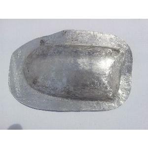 Hand Made aluminium cover