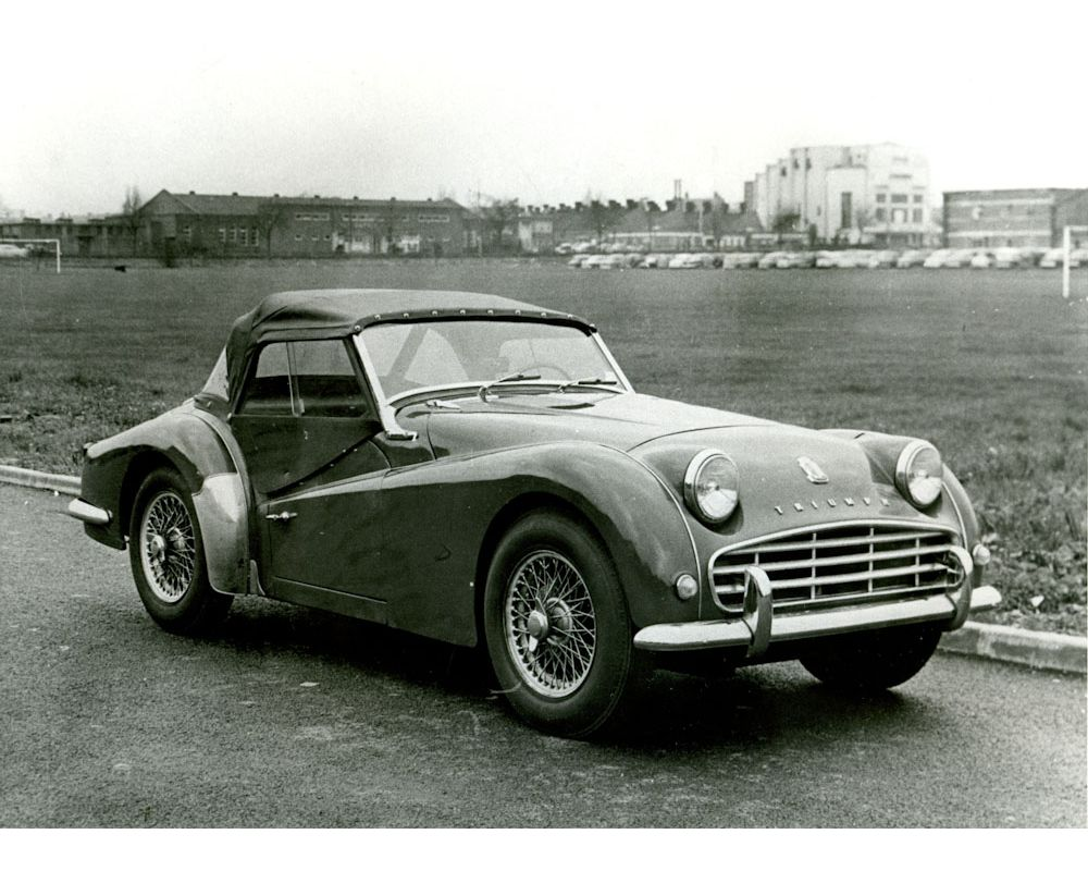 Revington TR - TR3 BETA REPLICA PARTS