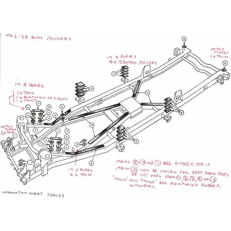 triumph tr6 parts and accessories