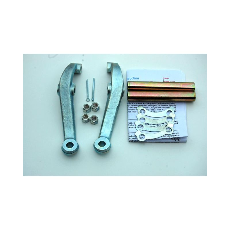 Kit RTR3314K. Contents including fitting instructions - click for larger image